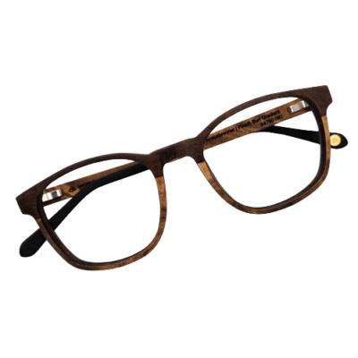 bæredygtig træbrille fra Einstoffen
