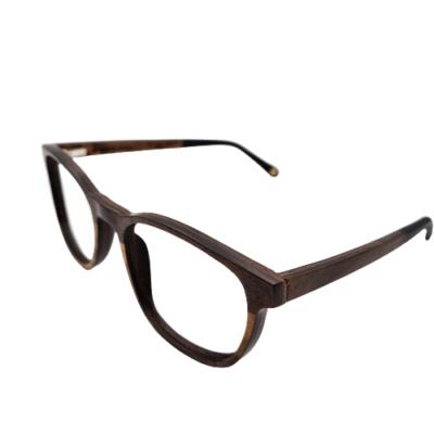 Træ briller fra Einstoffen